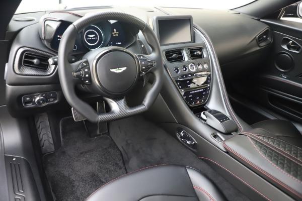 New 2021 Aston Martin DBS Superleggera 007 for sale $391,211 at Rolls-Royce Motor Cars Greenwich in Greenwich CT 06830 14