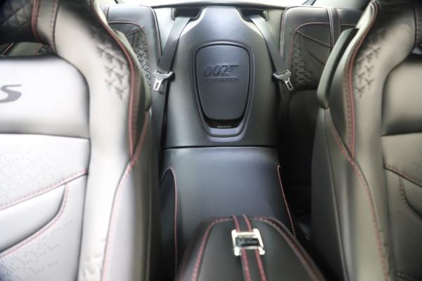 New 2021 Aston Martin DBS Superleggera 007 for sale $391,211 at Rolls-Royce Motor Cars Greenwich in Greenwich CT 06830 18