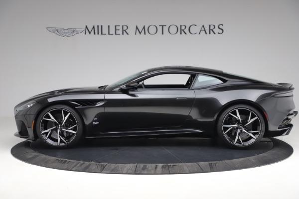 New 2021 Aston Martin DBS Superleggera 007 for sale $391,211 at Rolls-Royce Motor Cars Greenwich in Greenwich CT 06830 2