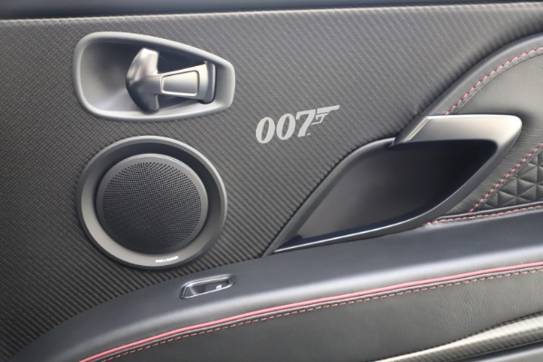 New 2021 Aston Martin DBS Superleggera 007 for sale $391,211 at Rolls-Royce Motor Cars Greenwich in Greenwich CT 06830 21