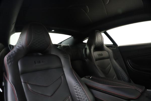 New 2021 Aston Martin DBS Superleggera 007 for sale $391,211 at Rolls-Royce Motor Cars Greenwich in Greenwich CT 06830 23