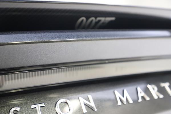 New 2021 Aston Martin DBS Superleggera 007 for sale $391,211 at Rolls-Royce Motor Cars Greenwich in Greenwich CT 06830 25