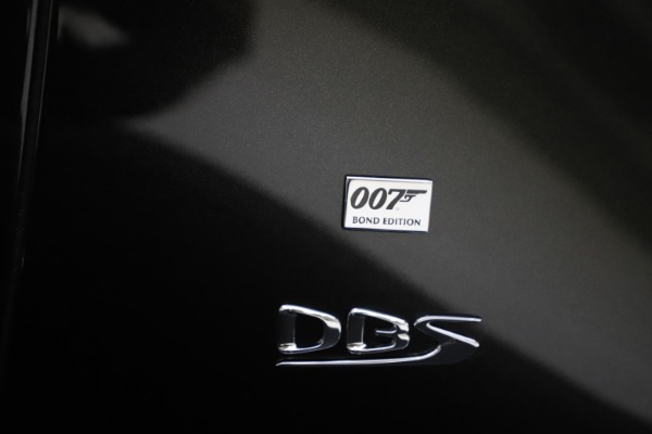 New 2021 Aston Martin DBS Superleggera 007 for sale $391,211 at Rolls-Royce Motor Cars Greenwich in Greenwich CT 06830 26