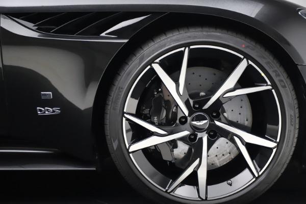New 2021 Aston Martin DBS Superleggera 007 for sale $391,211 at Rolls-Royce Motor Cars Greenwich in Greenwich CT 06830 27