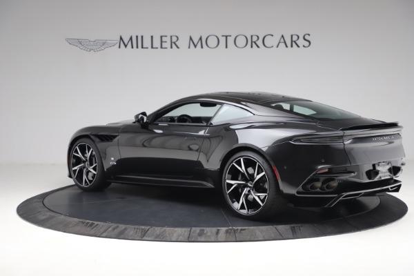 New 2021 Aston Martin DBS Superleggera 007 for sale $391,211 at Rolls-Royce Motor Cars Greenwich in Greenwich CT 06830 3
