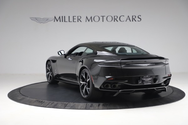 New 2021 Aston Martin DBS Superleggera 007 for sale $391,211 at Rolls-Royce Motor Cars Greenwich in Greenwich CT 06830 4