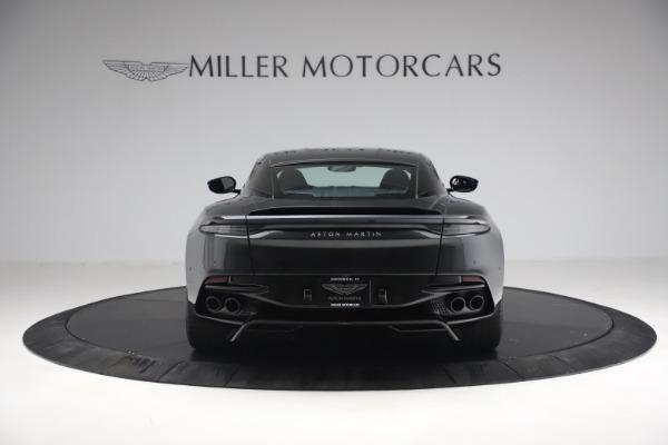 New 2021 Aston Martin DBS Superleggera 007 for sale $391,211 at Rolls-Royce Motor Cars Greenwich in Greenwich CT 06830 5