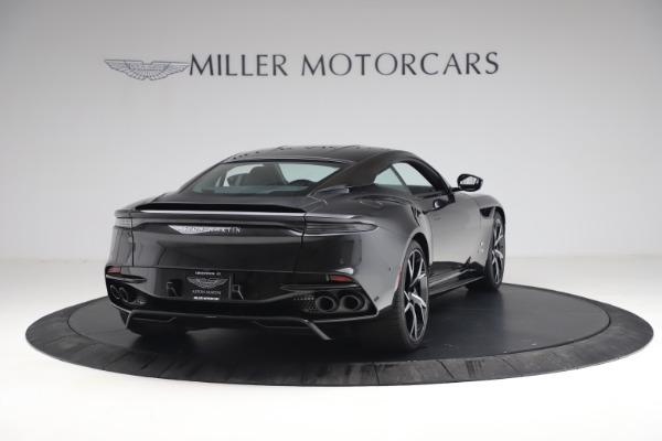 New 2021 Aston Martin DBS Superleggera 007 for sale $391,211 at Rolls-Royce Motor Cars Greenwich in Greenwich CT 06830 6