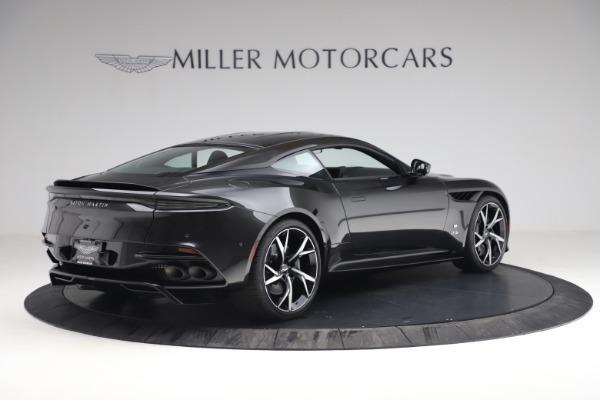 New 2021 Aston Martin DBS Superleggera 007 for sale $391,211 at Rolls-Royce Motor Cars Greenwich in Greenwich CT 06830 7