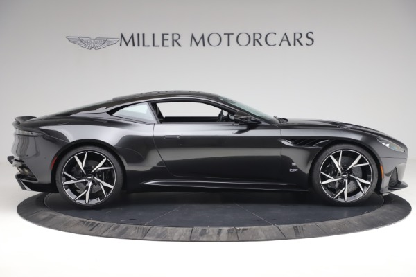 New 2021 Aston Martin DBS Superleggera 007 for sale $391,211 at Rolls-Royce Motor Cars Greenwich in Greenwich CT 06830 8