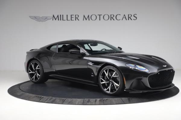 New 2021 Aston Martin DBS Superleggera 007 for sale $391,211 at Rolls-Royce Motor Cars Greenwich in Greenwich CT 06830 9