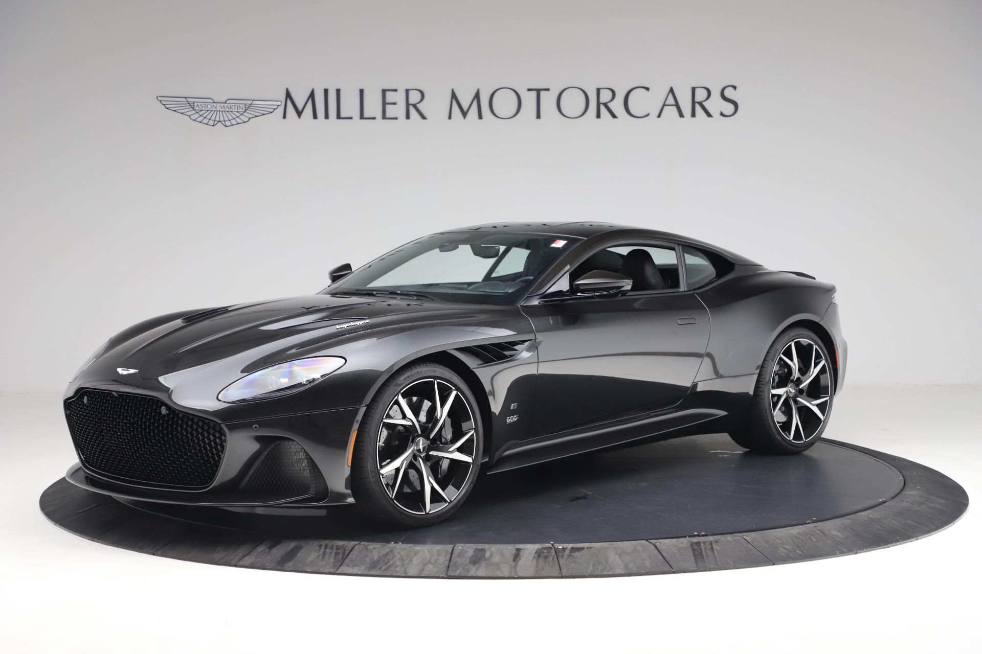 New 2021 Aston Martin DBS Superleggera 007 for sale $391,211 at Rolls-Royce Motor Cars Greenwich in Greenwich CT 06830 1