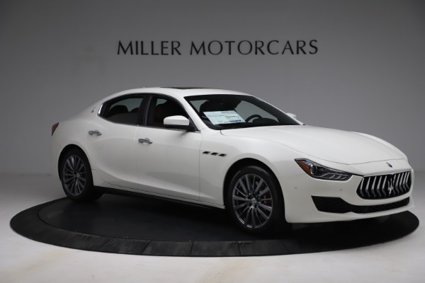 New 2021 Maserati Ghibli SQ4 for sale $85,804 at Rolls-Royce Motor Cars Greenwich in Greenwich CT 06830 10