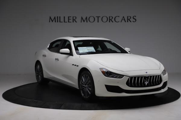 New 2021 Maserati Ghibli SQ4 for sale $85,804 at Rolls-Royce Motor Cars Greenwich in Greenwich CT 06830 12