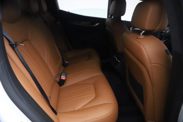 New 2021 Maserati Ghibli SQ4 for sale $85,804 at Rolls-Royce Motor Cars Greenwich in Greenwich CT 06830 27
