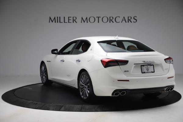 New 2021 Maserati Ghibli SQ4 for sale $85,804 at Rolls-Royce Motor Cars Greenwich in Greenwich CT 06830 5