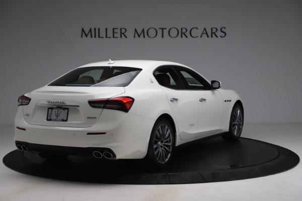 New 2021 Maserati Ghibli SQ4 for sale $85,804 at Rolls-Royce Motor Cars Greenwich in Greenwich CT 06830 7