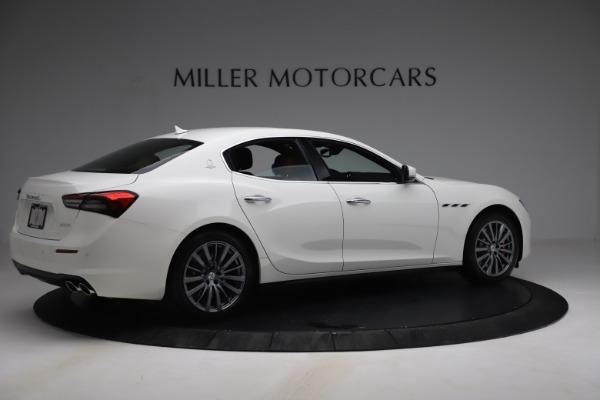 New 2021 Maserati Ghibli SQ4 for sale $85,804 at Rolls-Royce Motor Cars Greenwich in Greenwich CT 06830 8