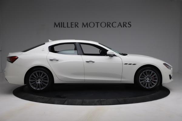 New 2021 Maserati Ghibli SQ4 for sale $85,804 at Rolls-Royce Motor Cars Greenwich in Greenwich CT 06830 9