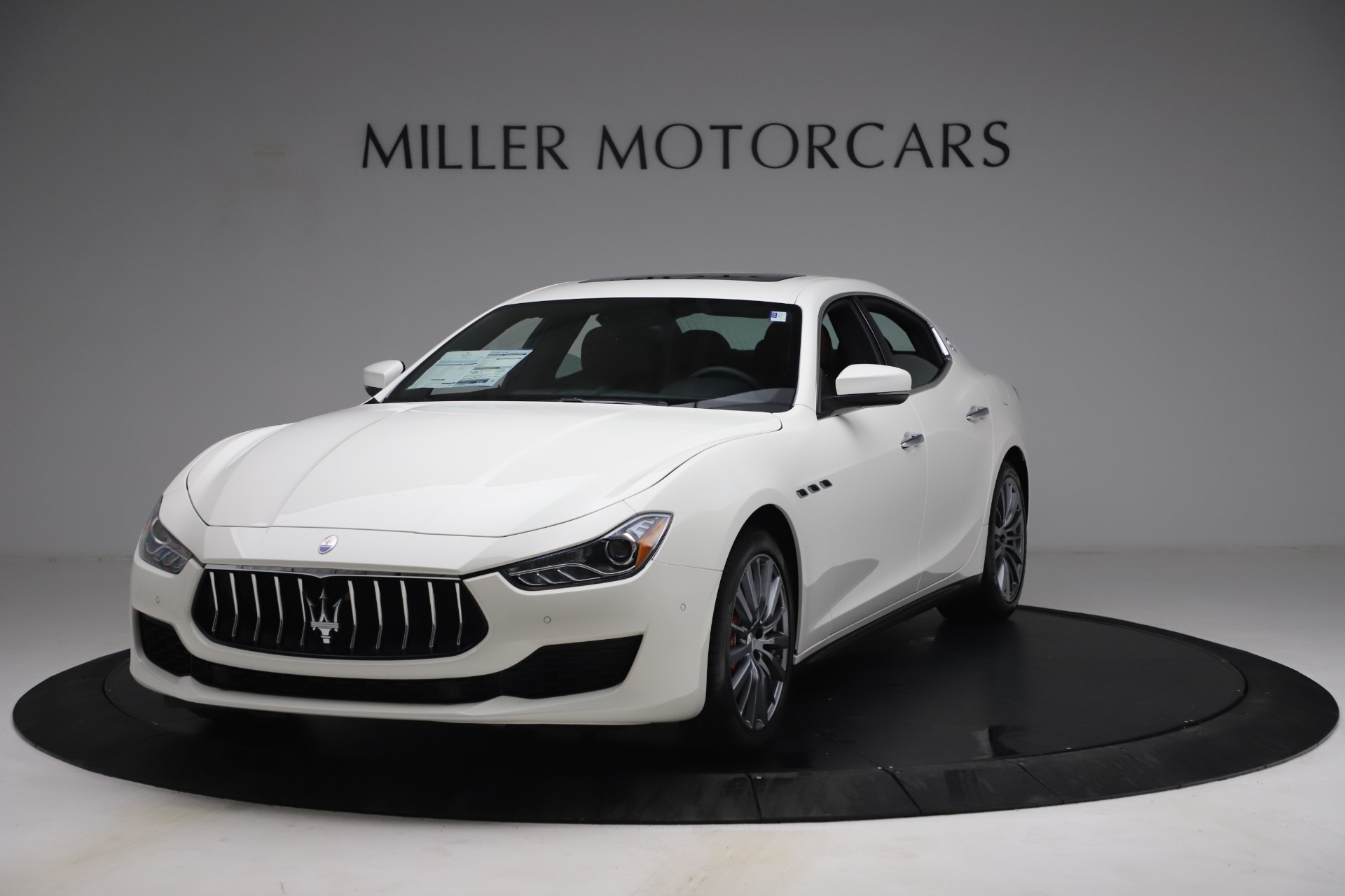 New 2021 Maserati Ghibli SQ4 for sale $85,804 at Rolls-Royce Motor Cars Greenwich in Greenwich CT 06830 1