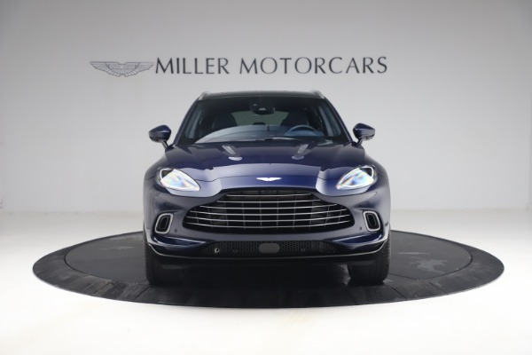 New 2021 Aston Martin DBX for sale $195,786 at Rolls-Royce Motor Cars Greenwich in Greenwich CT 06830 11