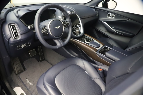 New 2021 Aston Martin DBX for sale $195,786 at Rolls-Royce Motor Cars Greenwich in Greenwich CT 06830 13