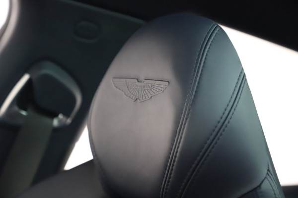 New 2021 Aston Martin DBX for sale $195,786 at Rolls-Royce Motor Cars Greenwich in Greenwich CT 06830 16