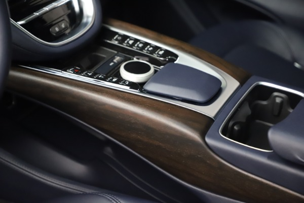 New 2021 Aston Martin DBX for sale $195,786 at Rolls-Royce Motor Cars Greenwich in Greenwich CT 06830 17