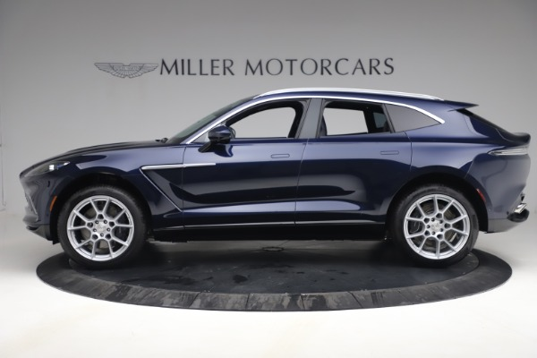 New 2021 Aston Martin DBX for sale $195,786 at Rolls-Royce Motor Cars Greenwich in Greenwich CT 06830 2