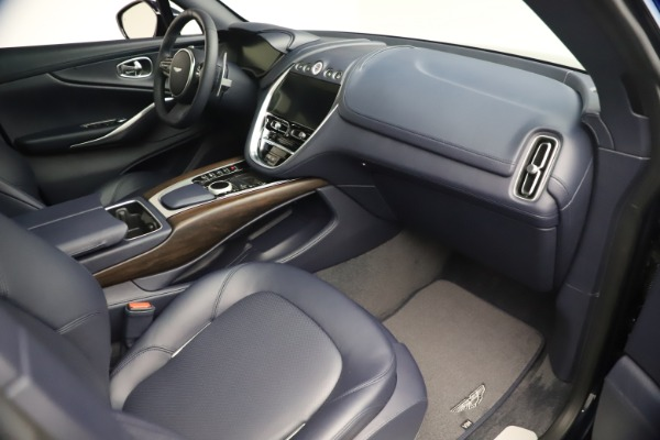 New 2021 Aston Martin DBX for sale $195,786 at Rolls-Royce Motor Cars Greenwich in Greenwich CT 06830 20