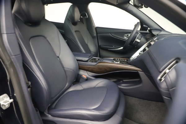 New 2021 Aston Martin DBX for sale $195,786 at Rolls-Royce Motor Cars Greenwich in Greenwich CT 06830 22