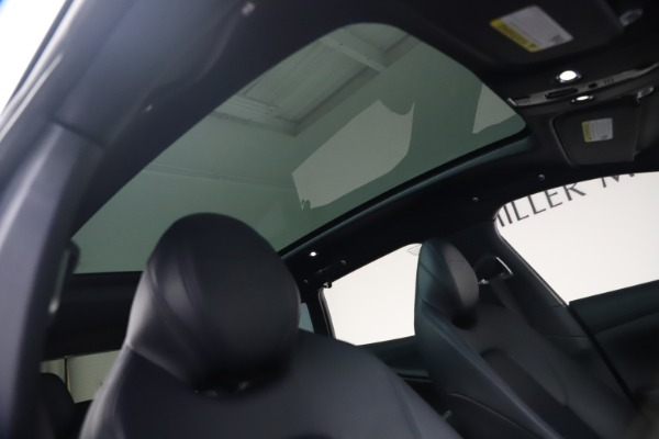 New 2021 Aston Martin DBX for sale $195,786 at Rolls-Royce Motor Cars Greenwich in Greenwich CT 06830 23