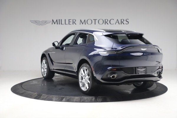 New 2021 Aston Martin DBX for sale $195,786 at Rolls-Royce Motor Cars Greenwich in Greenwich CT 06830 4