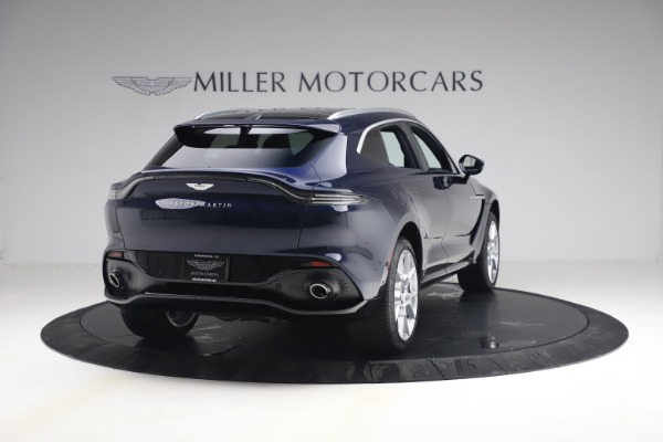 New 2021 Aston Martin DBX for sale $195,786 at Rolls-Royce Motor Cars Greenwich in Greenwich CT 06830 6