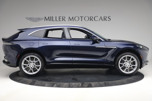 New 2021 Aston Martin DBX for sale $195,786 at Rolls-Royce Motor Cars Greenwich in Greenwich CT 06830 8