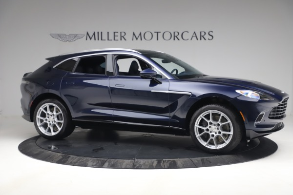 New 2021 Aston Martin DBX for sale $195,786 at Rolls-Royce Motor Cars Greenwich in Greenwich CT 06830 9