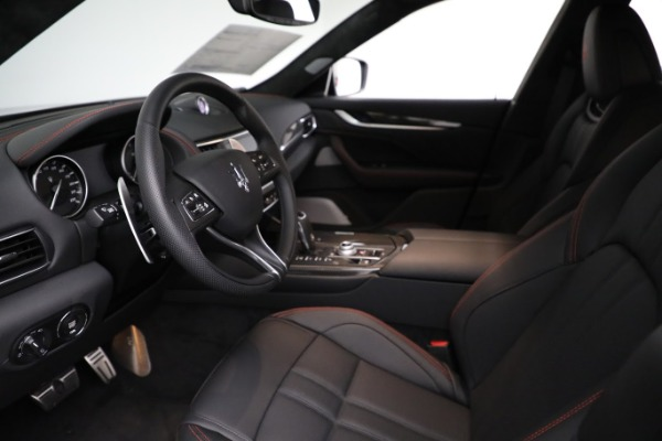New 2021 Maserati Levante GTS for sale $138,385 at Rolls-Royce Motor Cars Greenwich in Greenwich CT 06830 14