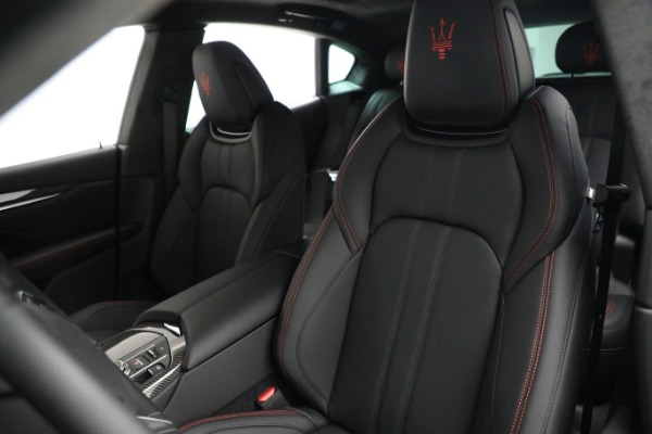 New 2021 Maserati Levante GTS for sale $138,385 at Rolls-Royce Motor Cars Greenwich in Greenwich CT 06830 16