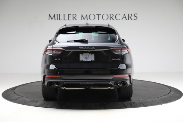 New 2021 Maserati Levante GTS for sale $138,385 at Rolls-Royce Motor Cars Greenwich in Greenwich CT 06830 7