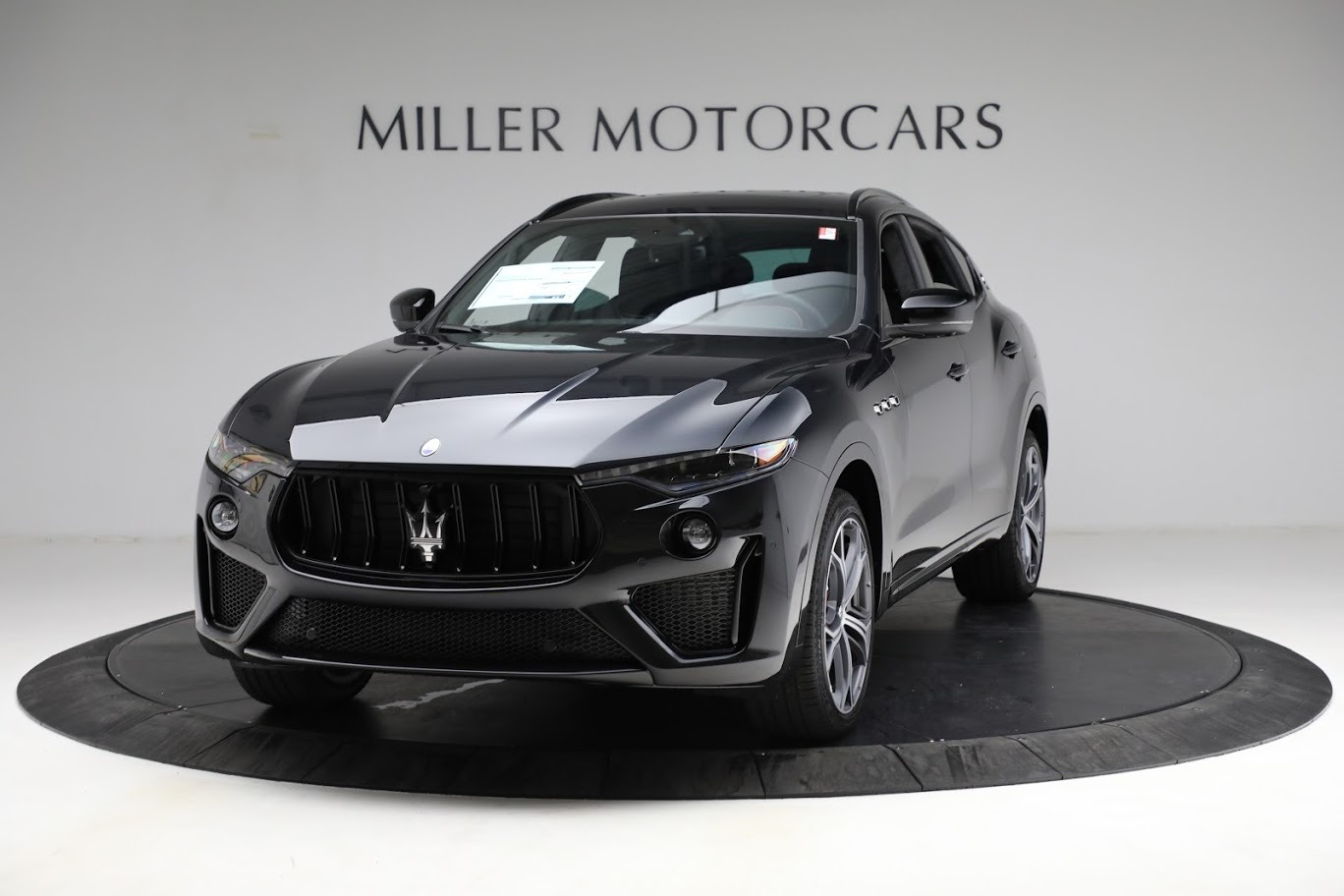 New 2021 Maserati Levante GTS for sale $138,385 at Rolls-Royce Motor Cars Greenwich in Greenwich CT 06830 1