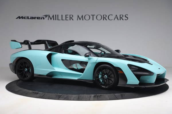 Used 2019 McLaren Senna for sale $1,269,000 at Rolls-Royce Motor Cars Greenwich in Greenwich CT 06830 10
