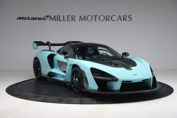 Used 2019 McLaren Senna for sale $1,269,000 at Rolls-Royce Motor Cars Greenwich in Greenwich CT 06830 11