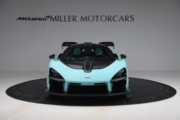 Used 2019 McLaren Senna for sale $1,269,000 at Rolls-Royce Motor Cars Greenwich in Greenwich CT 06830 12