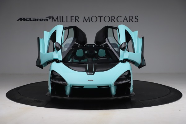 Used 2019 McLaren Senna for sale $1,269,000 at Rolls-Royce Motor Cars Greenwich in Greenwich CT 06830 13