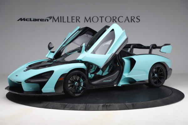 Used 2019 McLaren Senna for sale $1,269,000 at Rolls-Royce Motor Cars Greenwich in Greenwich CT 06830 15