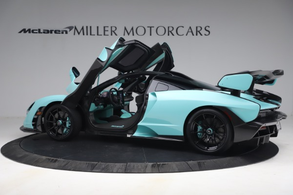 Used 2019 McLaren Senna for sale $1,269,000 at Rolls-Royce Motor Cars Greenwich in Greenwich CT 06830 17