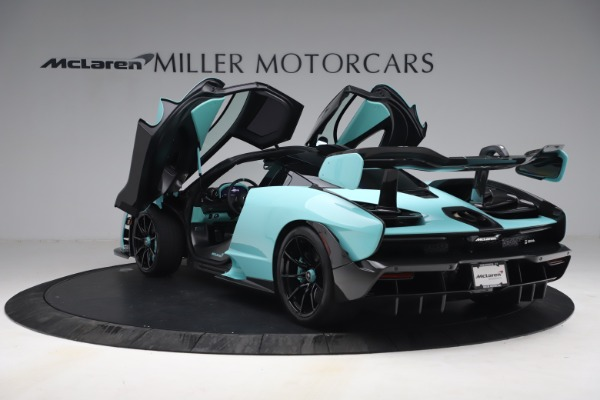 Used 2019 McLaren Senna for sale $1,269,000 at Rolls-Royce Motor Cars Greenwich in Greenwich CT 06830 18