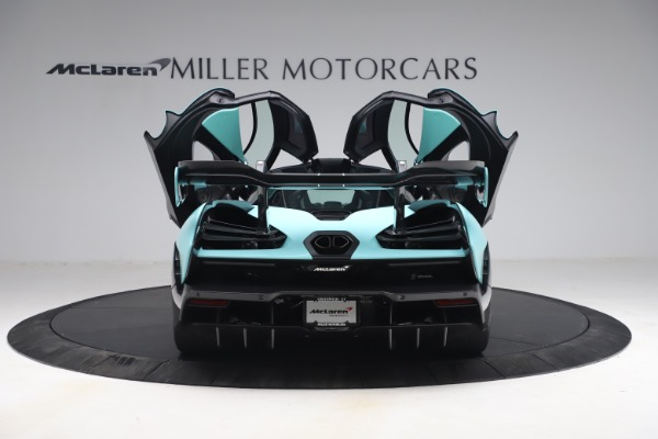 Used 2019 McLaren Senna for sale $1,269,000 at Rolls-Royce Motor Cars Greenwich in Greenwich CT 06830 19