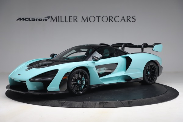 Used 2019 McLaren Senna for sale $1,269,000 at Rolls-Royce Motor Cars Greenwich in Greenwich CT 06830 2