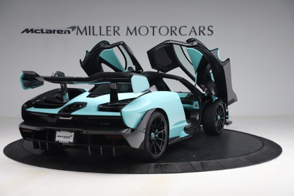 Used 2019 McLaren Senna for sale $1,269,000 at Rolls-Royce Motor Cars Greenwich in Greenwich CT 06830 20